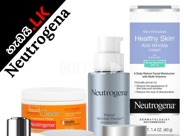 Neurtrogena Skin Care Products